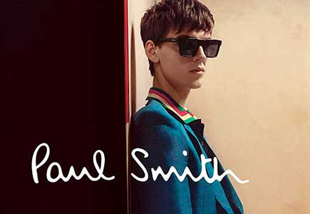 paul smith eyewear in spring. tx